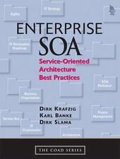 Enterprise SOA: Service-Oriented Architecture Best Practices Krafzig, Dirk, Ban