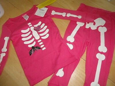 NWT Gymboree Gymmies On Track to Bed Train Pajamas Size 18-24 months