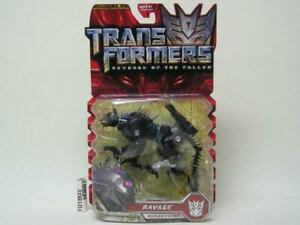Transformers-Movie-Revenge-of-the-Fallen-Ravage-Figure-Hasbro-Toy