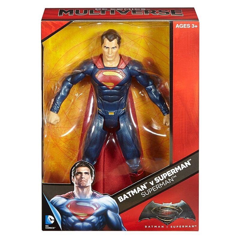 DC Comics Multiverso Batman VS Superman film Superman Figura età 4+ djb29