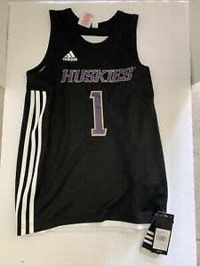 Adidas Washington Huskies Basketball Reversible Jersey Youth Size ...