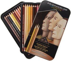 Image Is Loading Sanford Wood Prismacolor Premier Colored Pencils 24 Kg