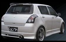 Suzuki Swift Mk5 (2005-2010) Black Clear Rear Back Tail Lexus Lamp Lights - Pair