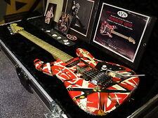 EVH Frankenstein Fender Masterbuilt Custom Shop Eddie Van Halen Collectable