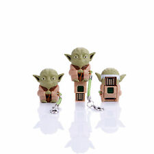 Chiavetta USB Micro-SD MIMOMICRO Card Reader NOMEM Star Wars Yoda
