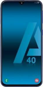Samsung-Galaxy-A40-64GB-4GB-RAM-5-9-14-99cm-Azul-Nuevo-2-Anos-Garantia