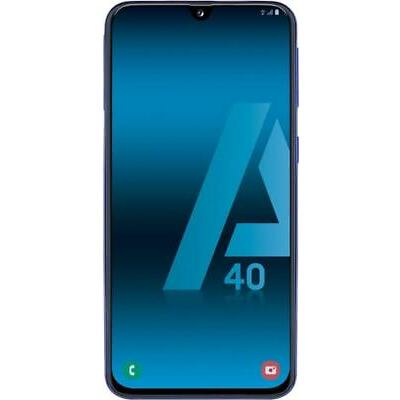 Samsung Galaxy A40 64GB+4GB RAM 5.9/14,99cm Azul Nuevo 2 Años Garantía