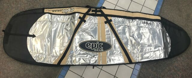 EPIC DELUXE WINDSURF BOARD BAG 280x75cm