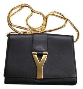 174160de97 Authentic Yves Saint Laurent Mini Y Ligne Mini Bag Pochette YSL ...