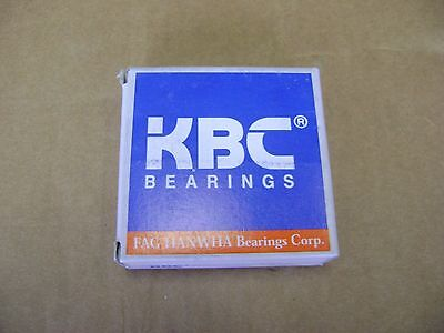 NEW KBC FAG 6307-2RS BEARING 35x80x21 DR7