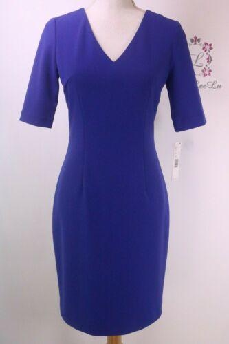 Antonio Melani Kent Crepe Wear to Work Sheath Dress Size 0 2 6 8 10 New NWT