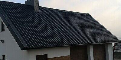 """Asbestfrei Ab 6 Euro/m2 Den Speichel Auffrischen Und Bereichern 177/51 """"anthrazit"""" Sinnvoll Faserzement Wellplatten Profil 6"""
