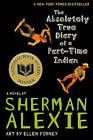 The Absolutely True Diary of a Part-Time Indian by Sherman Alexie (Hardback, 2009)