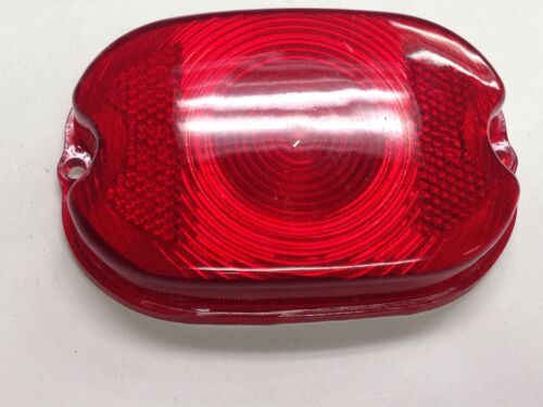 Harley Davidson Rear Tail Light Lens Red PN# 68090-69