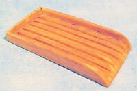 Draining Board, Dolls House Kitchen Accessory, 1.12 Scale, Washing Up.