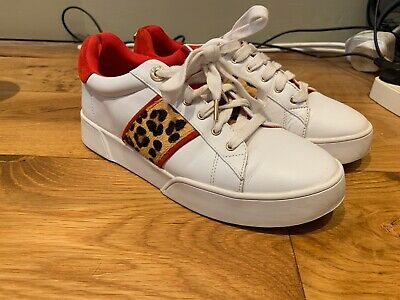 And Leopard Print Trainers Size Uk