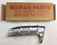 1953 Chrysler C-60 Fender Stone Shield, Left Side, 1474752