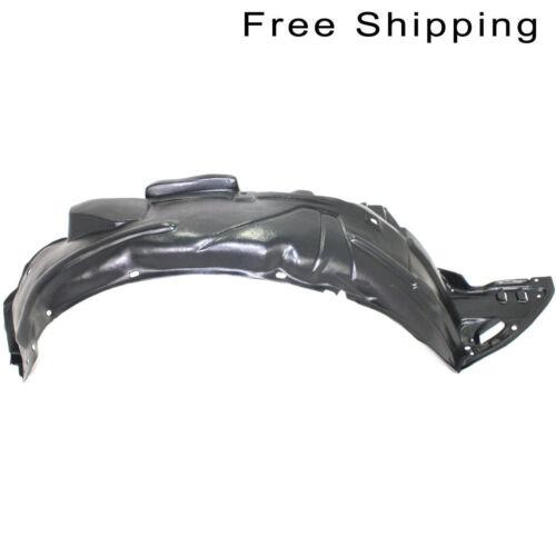 Inner Fender Splash Shield Front RH Side Fits Honda Civic Coupe HO1249130