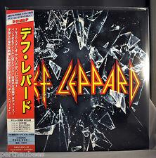 "Def LEPPARD ST + BONUS Trk JAPAN 180 Gram 12"" VINYL Records x2 NEW GQJS-90003"