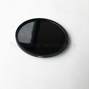 Details about 82MM 365nm UV Pass Filter ZWB2 UG1 Visible Light Cut Bandpass  Black Glass