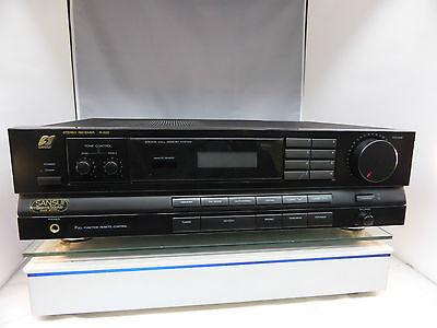 2019 Mode Sansui R-550 Stereo Receiver/tuner ,30w X 2 Rms Auf Dem Internationalen Markt Hohes Ansehen GenießEn