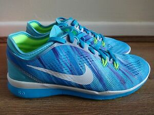Nike Womens 5.0 TR Fit 4 PRT Trainers UK 4 EUR 37.5 US 6.5