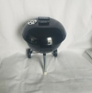 Image Is Loading Weber Teleflora Black Kettle Grill Flowers Mini Toy