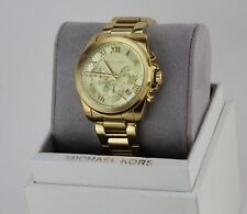 MICHAEL KORS MK 6366 CHRONOGRAPH 24 HOURS DUAL TIME DATE