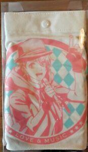 Details about Syo Kurusu Uta no Prince-sama UtaPri CANVAS TOTE MESSENGER  BAG NEW