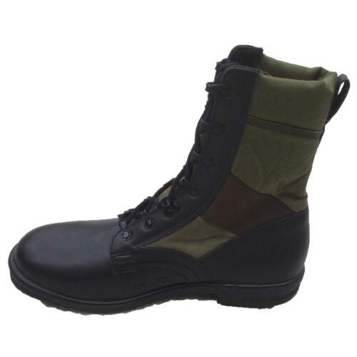 Jungle Army Boots Combat Lightweight Military Assault Black Boots