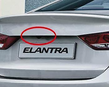Rear View Camera Reverse Parking Dedicated Kit For 16-up Hyundai Elantra Avante
