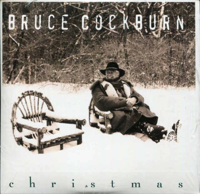 BRUCE COCKBURN - CHRISTMAS (1993 CD)