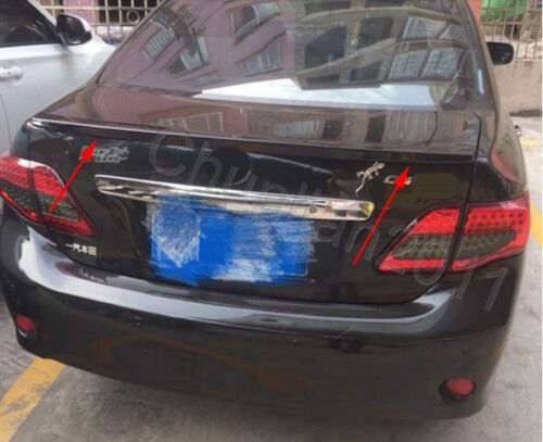 Factory Style Spoiler Wing ABS for 2007-2013 Toyota Corolla Style 1PCS