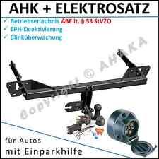 AHK ES7 Mercedes-Benz A-Klasse W168 97-04 Anhängerkupplung DPC EPH-Abschaltung