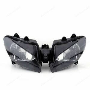 Front-Headlight-Headlamp-Assembly-For-Yamaha-YZF-1000-R1-2000-2001-Clear-TP