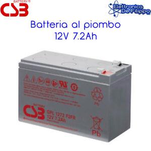 Batteria-al-piombo-12v-7-2Ah-CSB-con-faston-6-3-mm