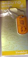 Naruto Key Chain Fourth Hokage Anime Licensed NEW