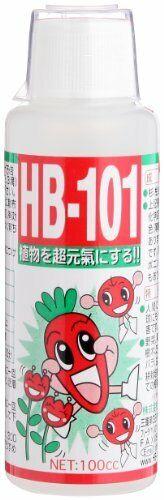 Flora HB-101 100cc Natural Plant Vigor L?sung Fl?ssig Professionelle U aus Japan