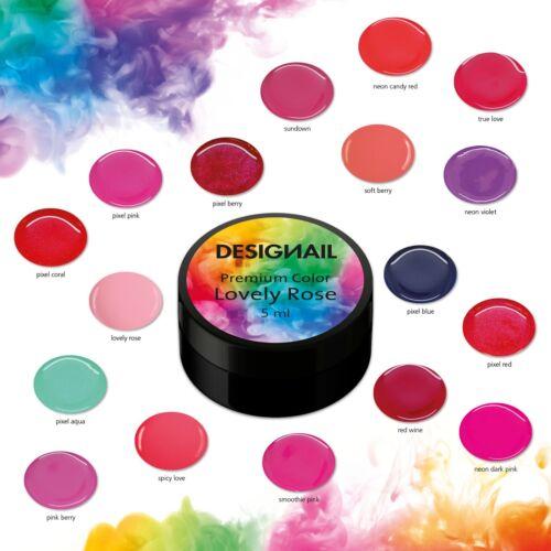Color Gel Sonder Edition 17 Farben
