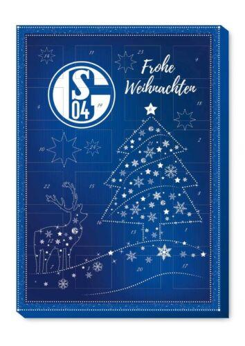 FC Schalke 04 Adventskalender  Weihnachtskalender S04
