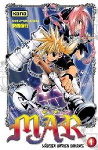 Collection de mangas Mär en français - Tomes 1 à 9 - Kana