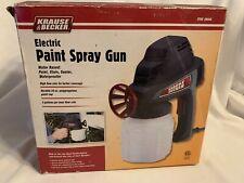 Krause Amp Becker 5 Gph Electric Paint Spray Gun 604446 General Purpose New