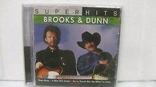 BROOKS & DUNN SUPER HITS                                                   CD516