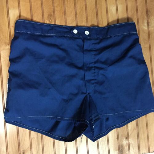 Mens Vintage 50s 60s Swim Running Shorty Shorts Co
