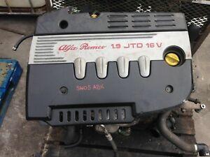 2005-1-9-JTD-ALFA-ROMEO-147-ENGINE-937A5-000-FULL-CAR-IN-FOR-SPARES-MILEAGE-108K