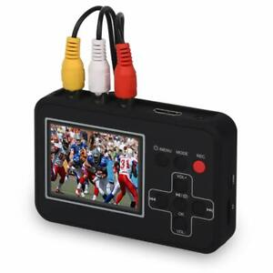 Video to Digital Converter,VHS to Digital Converter to Capture Video from VCR's