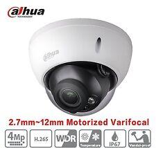 Dahua 4MP IPC-HDBW4431R-ZS H.265 2.7-12mm Motorized Varifocal PoE IP Dome Camera