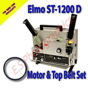 ELMO ELMO ST-1200D due cinghie coppia B07/&002