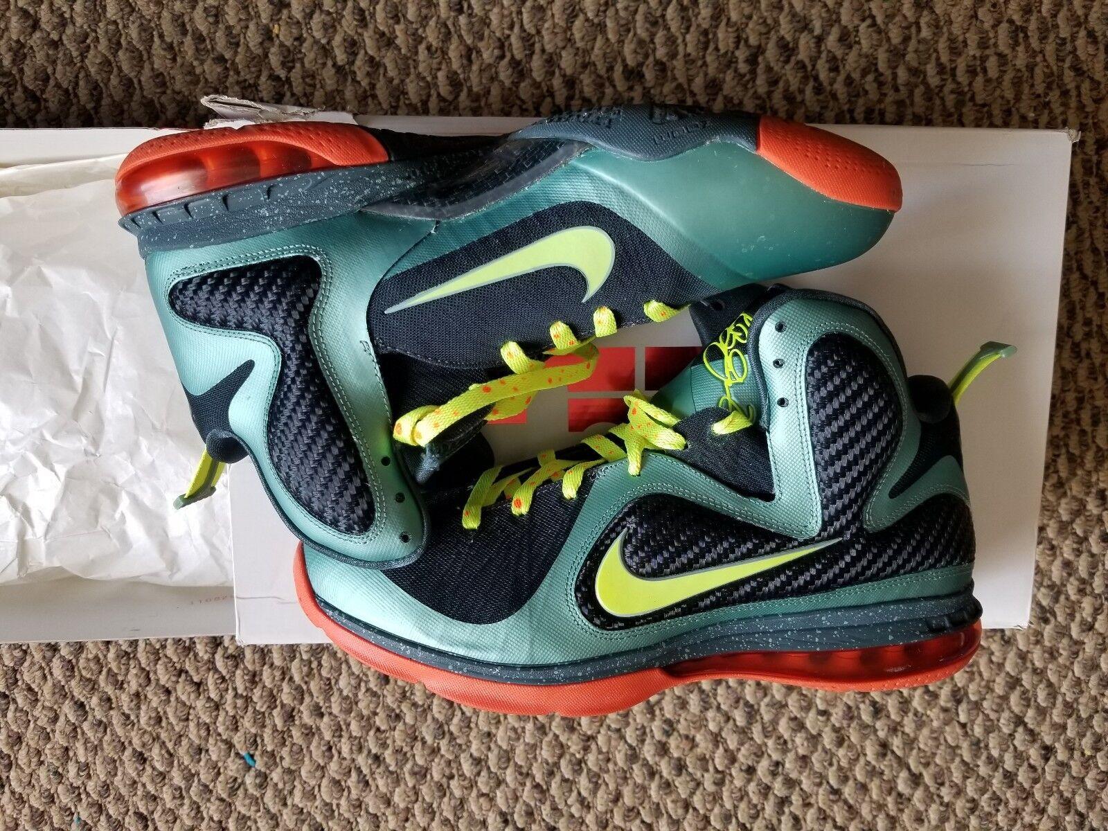 Nike uomini lebron 9 cannoni - misura noi