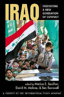 1 of 1 - Iraq: Preventing a New Generation of Conflict, , Used; Good Book